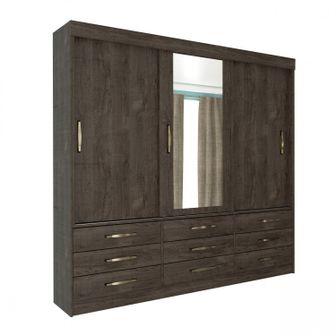 guarda-roupa-casal-3-portas-de-correr-9-gavetas-espelho-chicago-cumaru-rustic-260709_zoom