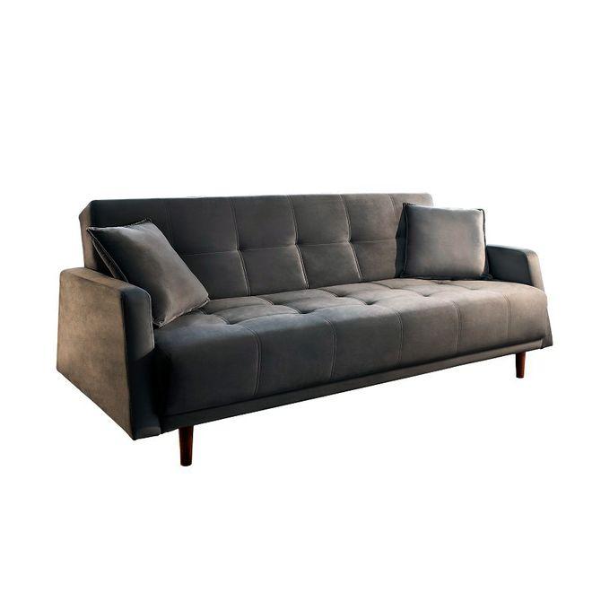 sofa-cama-909-eletroforte-moveis-espuma-d33-rondomoveis-camurca-cinza